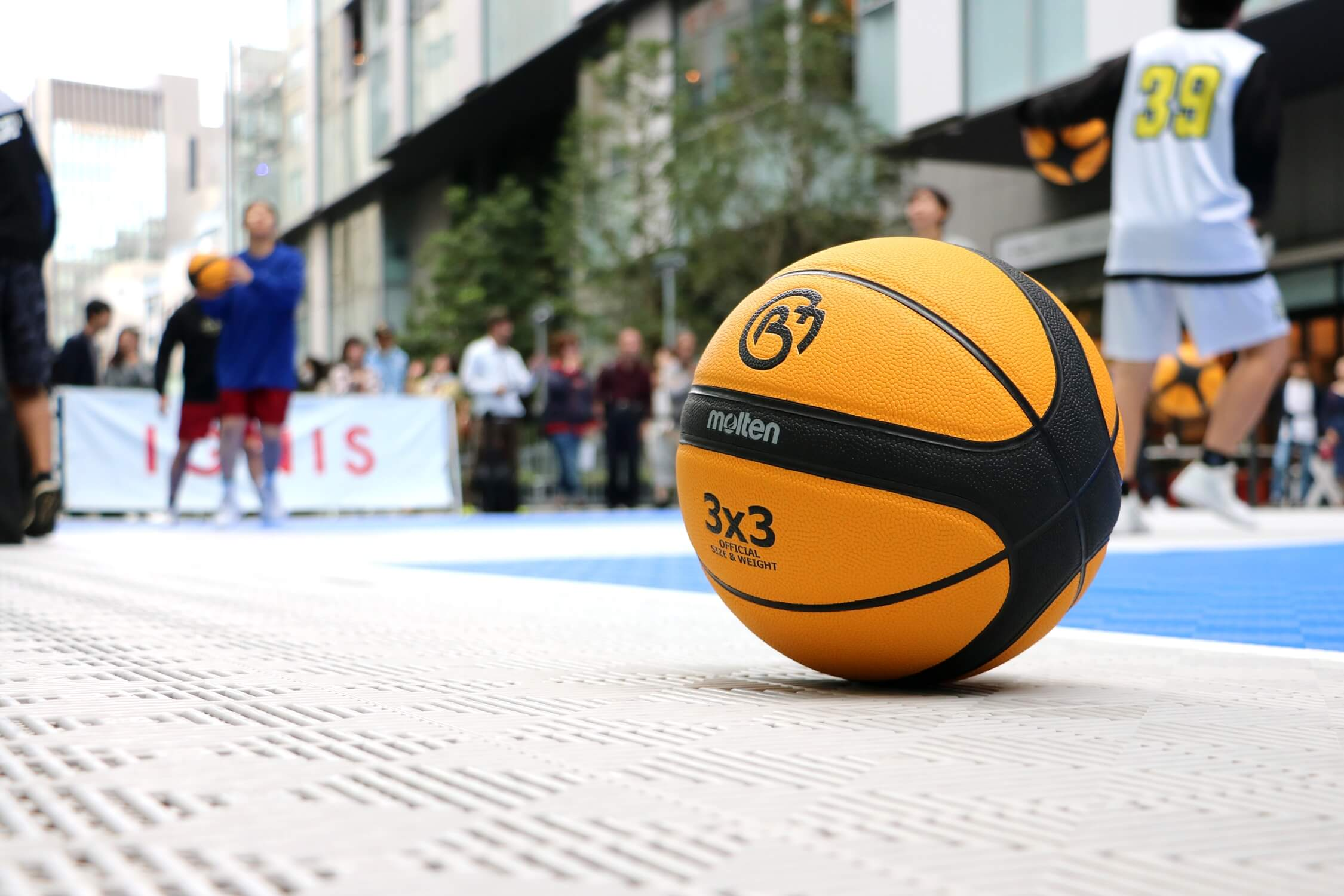 3W 3X3WOMEN'S BASKETBALL GAMES 2nd