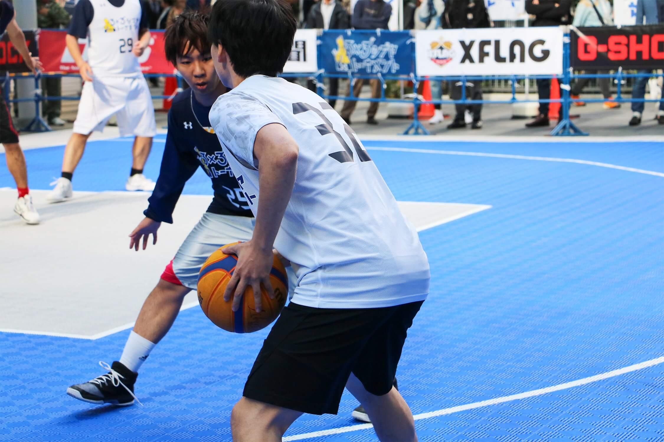 3x3 シブヤトーナメント