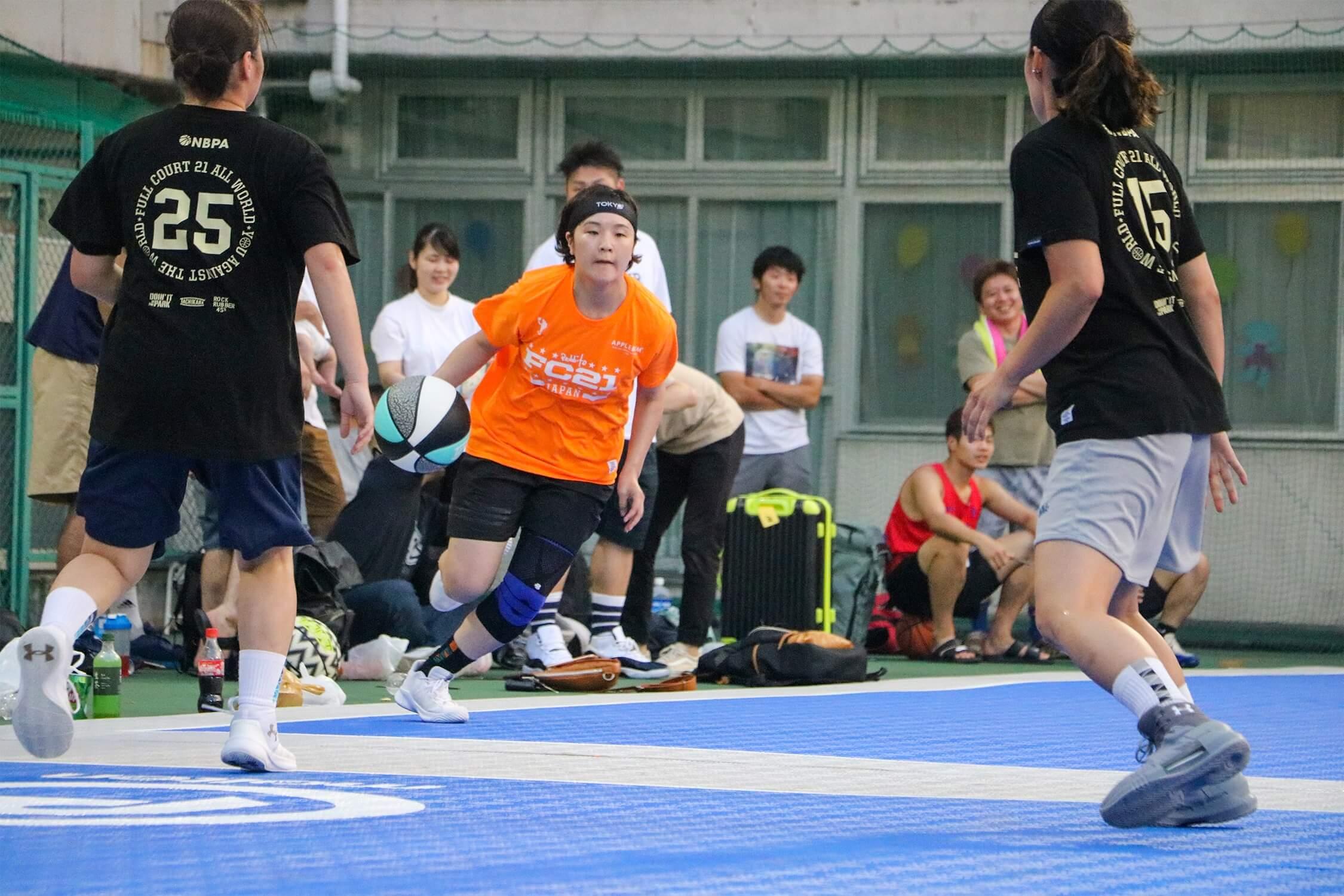 Full Court 21 2019 JAPAN FINAL