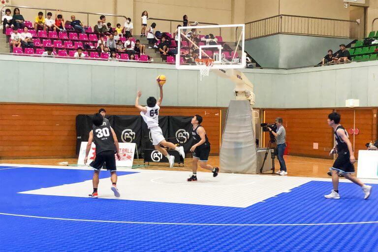 エスティケイカップ 2019年度3×3日本選手権山梨県予選