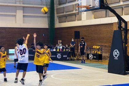 吉川市スポーツフェスティバル 3x3